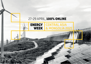Energy Week Central Asia & Mongolia 2021